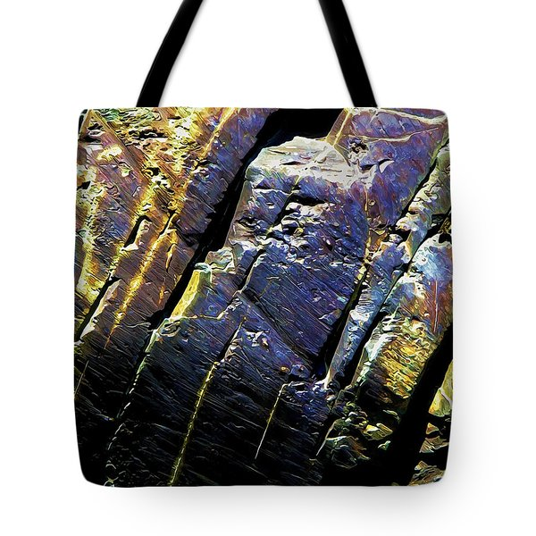 Rock Art 9 Tote Bag