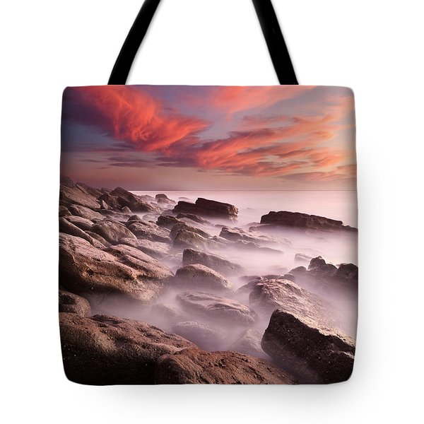 Rock Caos Tote Bag