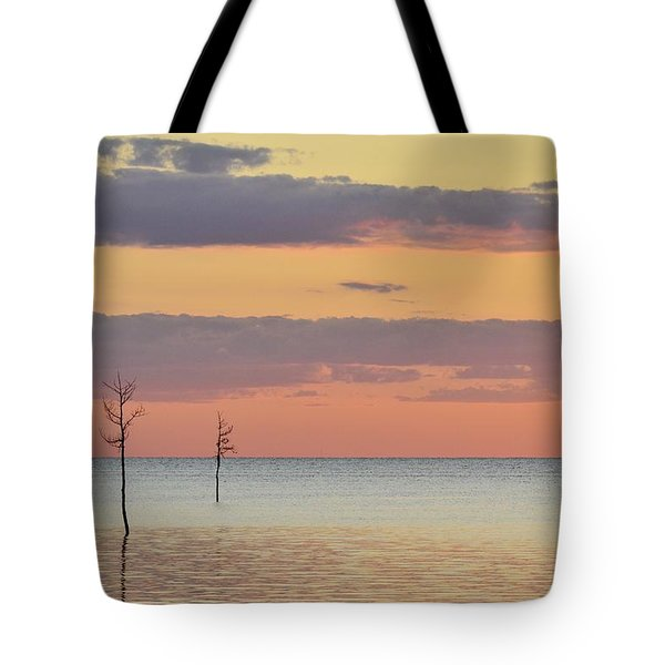 Rock Harbor Sunset 4 Tote Bag