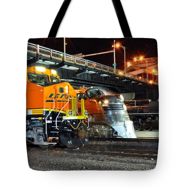 Rock Island Train Festival 2011 Tote Bag