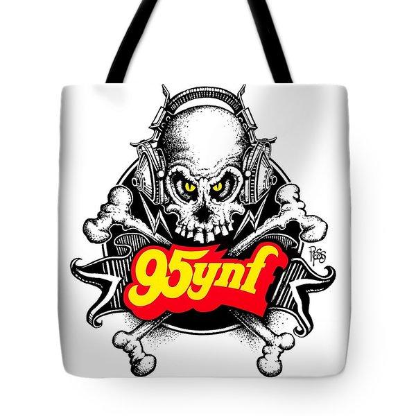 Rock 'n Roll Pirates Tote Bag