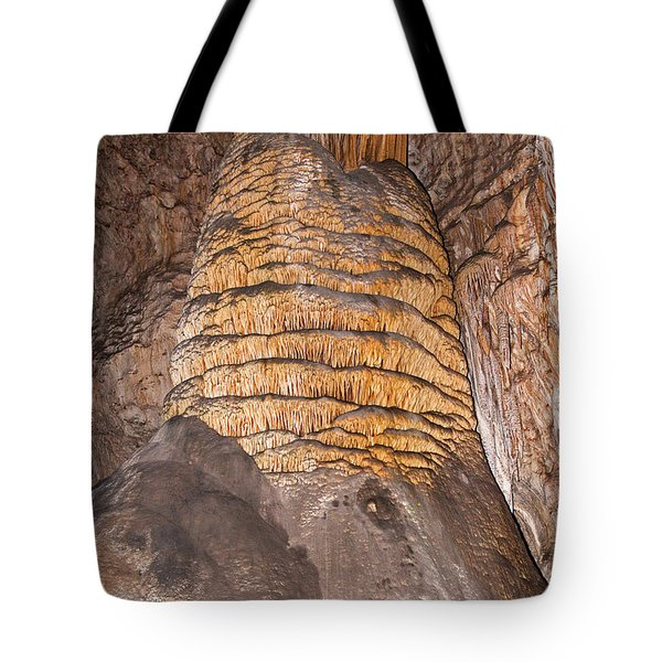 Rock Of Ages Carlsbad Caverns National Park Tote Bag