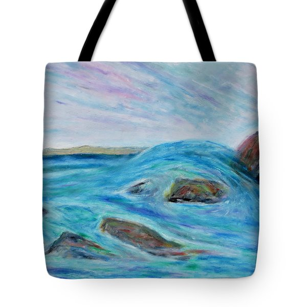 Rock Of Ages Tote Bag