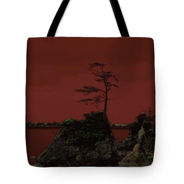 Rock Of Garibaldi Tote Bag