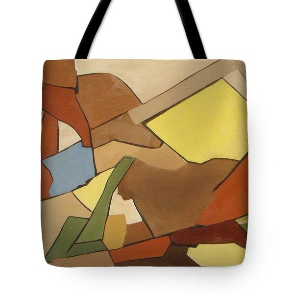 Rock Of Mages Tote Bag