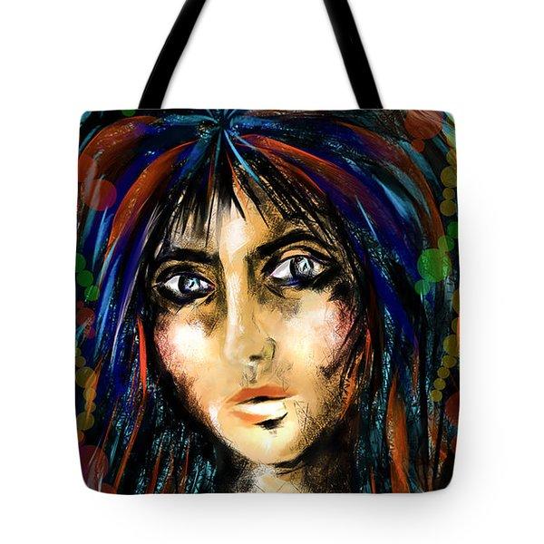 Rock On Tote Bag