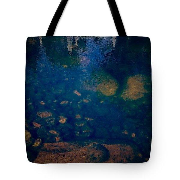 Rock Protoplasm Tote Bag