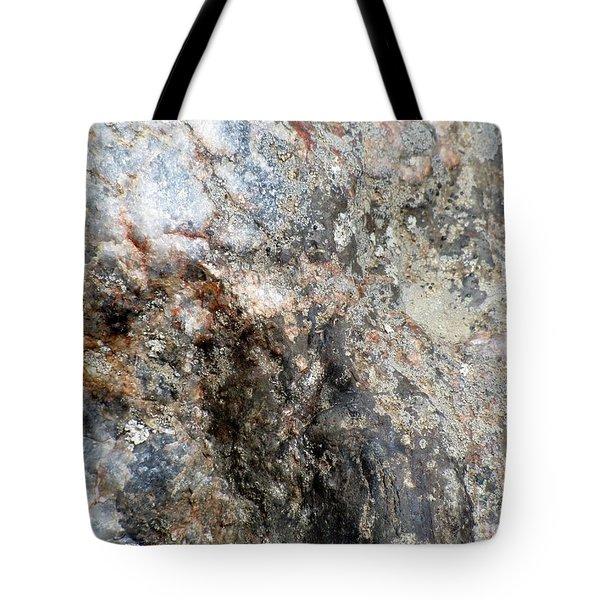 Rock Three Tote Bag