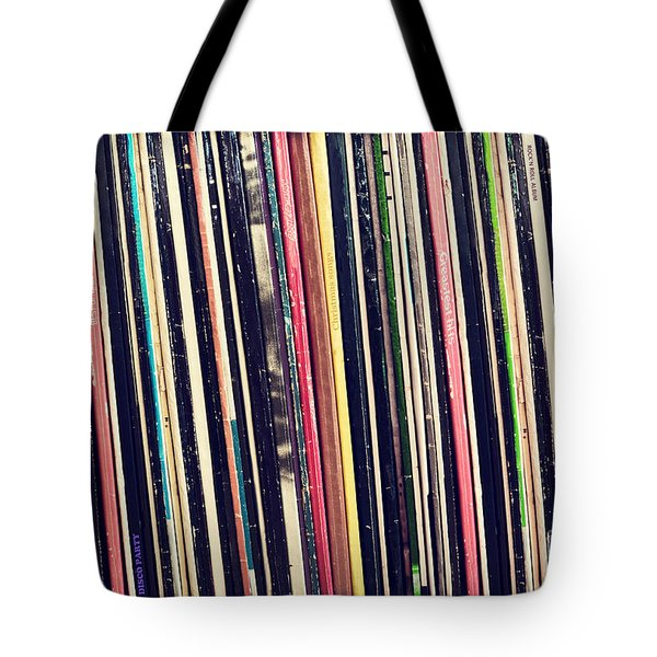 Rockollection Tote Bag