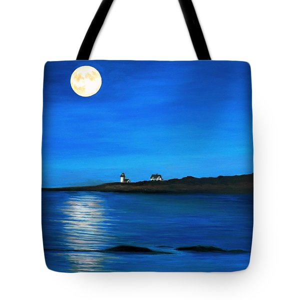 Rockport Harvest Moon Tote Bag