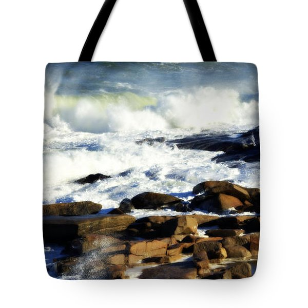 Rockport Tote Bag by Kenny Glotfelty