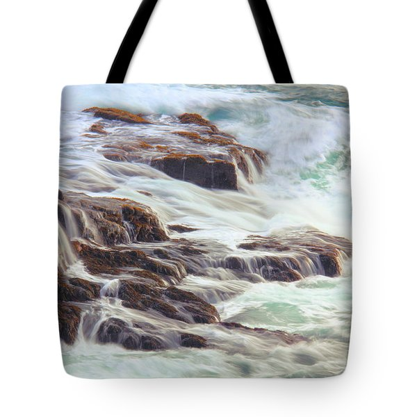 Awash  Tote Bag by Roupen  Baker