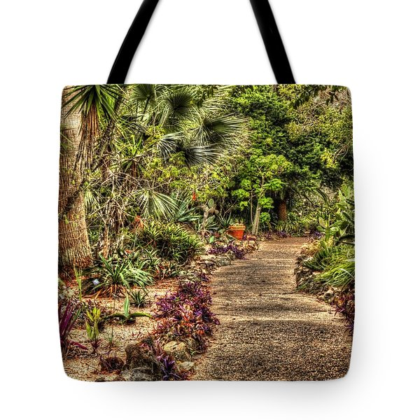 Rocks On Road Tote Bag