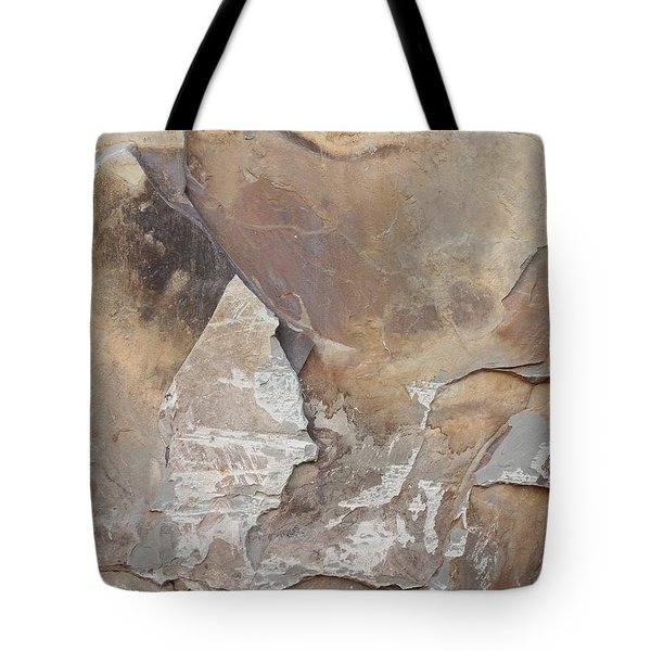 Tote Bag featuring the photograph Rocky Edges by Jason Williamson