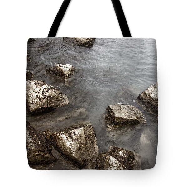 Rocky Tote Bag by Margie Hurwich