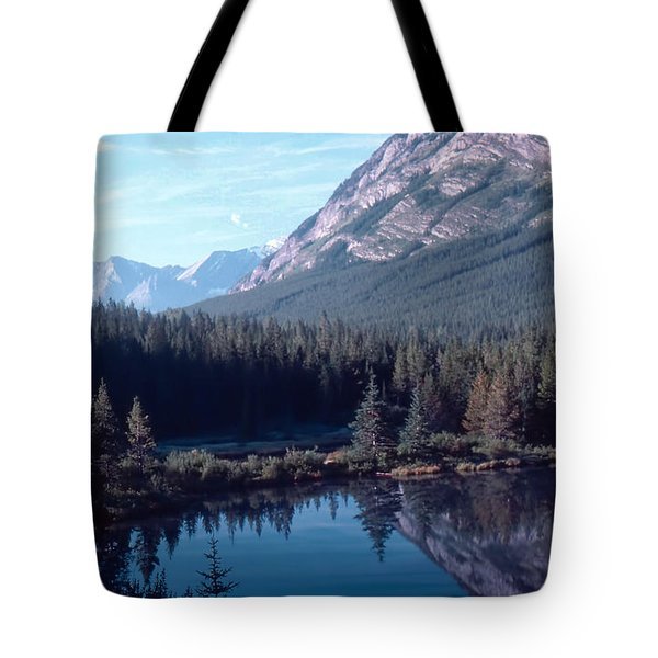 Rocky Mountain Gem Tote Bag