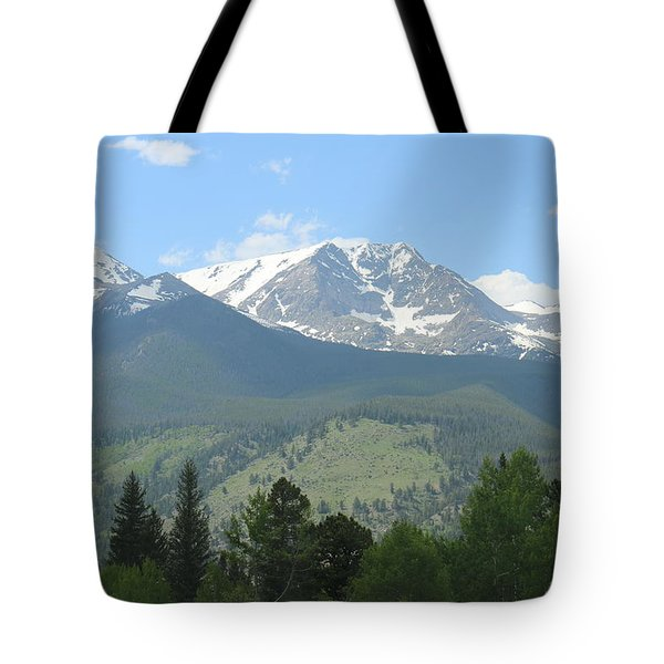 Rocky Mountain National Park - 2 Tote Bag