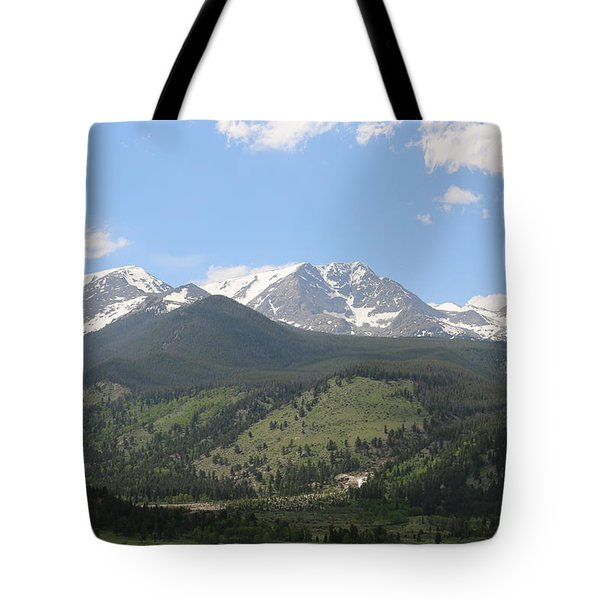 Rocky Mountain National Park - 3  Tote Bag