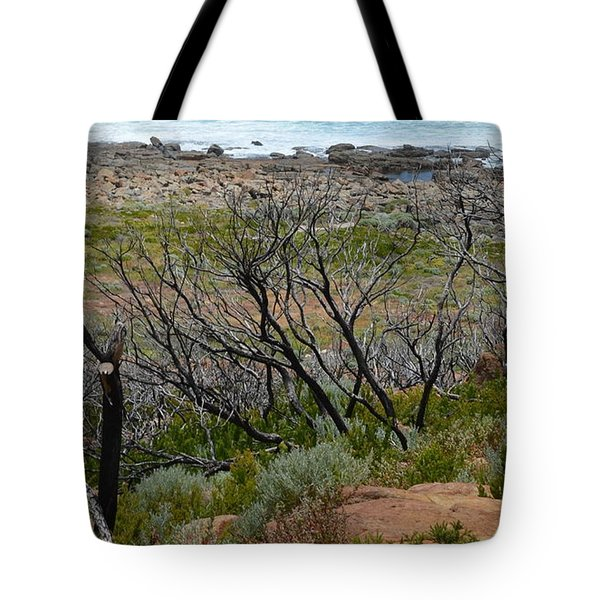 Rocky Outcrop Tote Bag