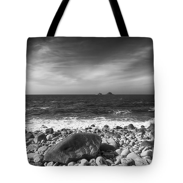 Rocky Shore Tote Bag by Chris Thaxter