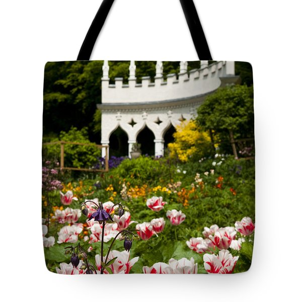 Rococo Spring Tote Bag by Anne Gilbert