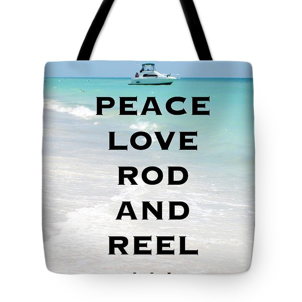 Rod And Reel Restaurant Anna Maria Island  Tote Bag