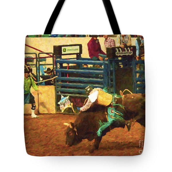 Rodeo All Stars Tote Bag