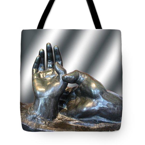 Rodin Series 02 Tote Bag