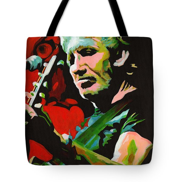 Roger Waters. Breaking The Wall  Tote Bag