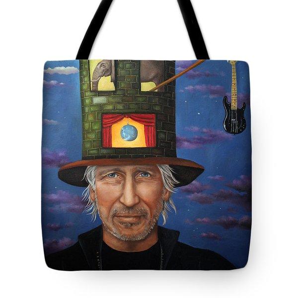Roger Waters Tote Bag