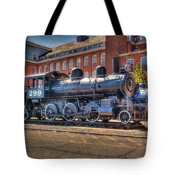 Rogers #299 Tote Bag