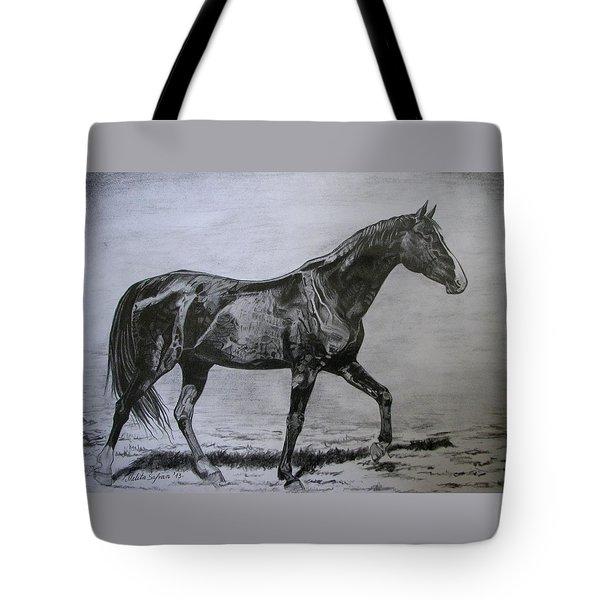 Roko Tote Bag by Melita Safran