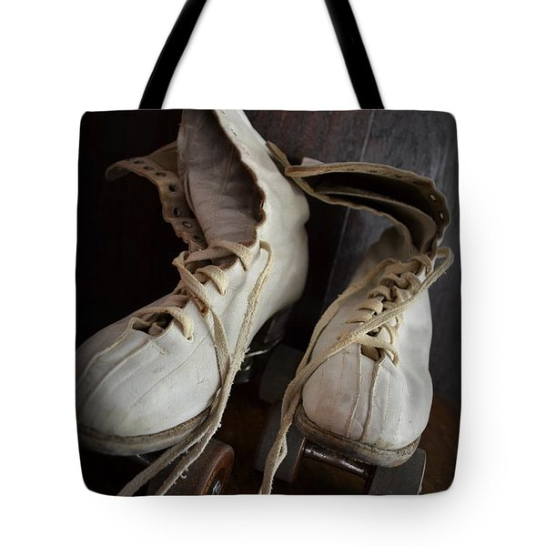 Roll Away Tote Bag by Michelle Calkins
