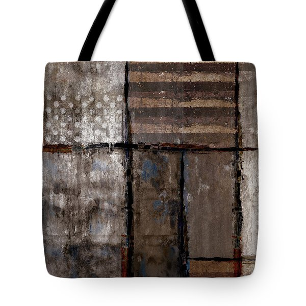 Roll Away The Stone Tote Bag by Carol Leigh