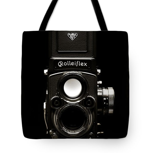 Rolleiflex Tlr Tote Bag