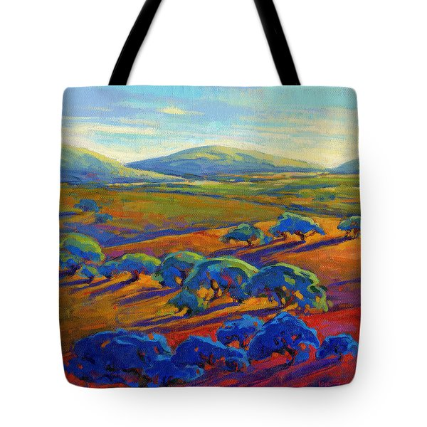 Rolling Hills 2 Tote Bag