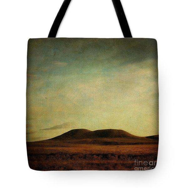 Rolling Hills Tote Bag