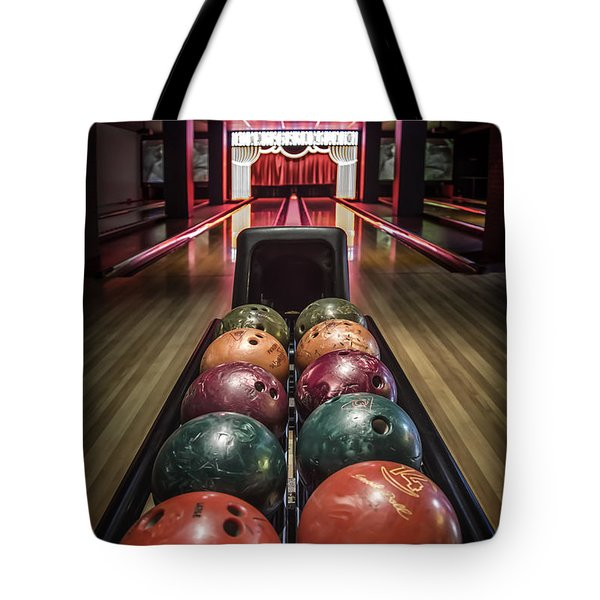 Rolling Joy Tote Bag