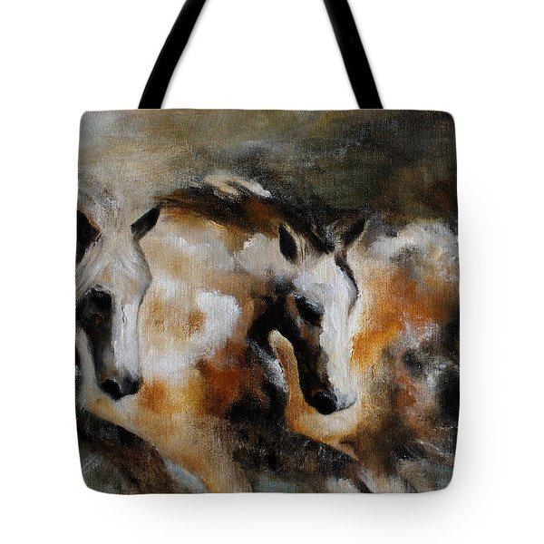 Rolling Thunder Tote Bag by Barbie Batson