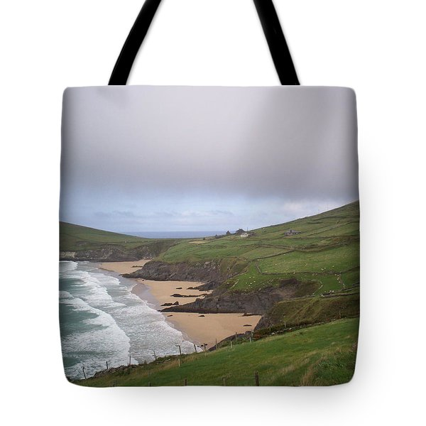 Rolling Waves - Rolling Hills Tote Bag
