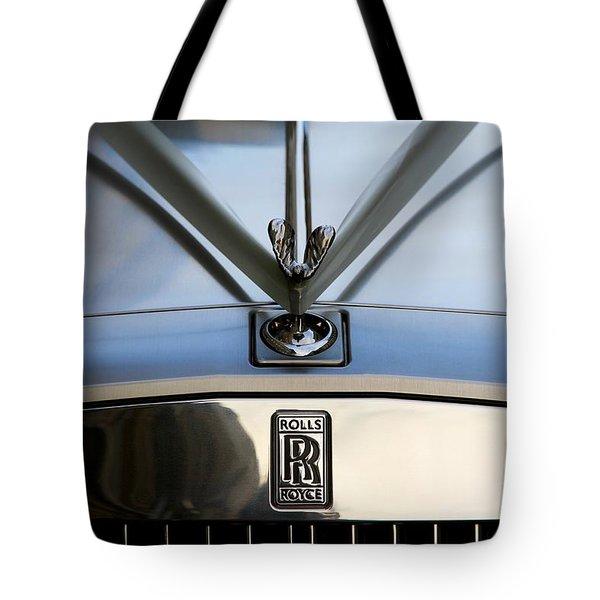 Tote Bag featuring the photograph Rolls Royce 2 by Mariusz Czajkowski