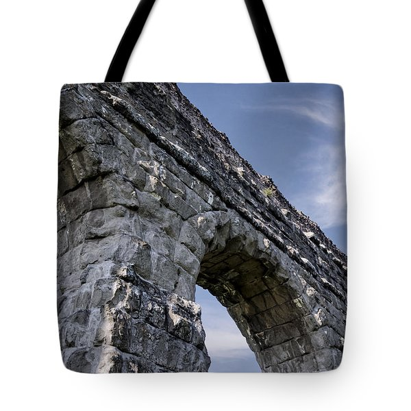 Roman Aqueducts II Tote Bag by Joan Carroll
