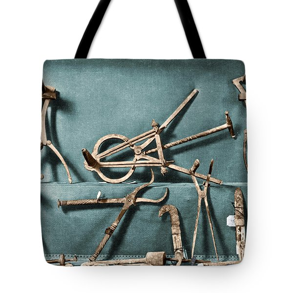 Roman Surgical Instruments, 1st Century Tote Bag
