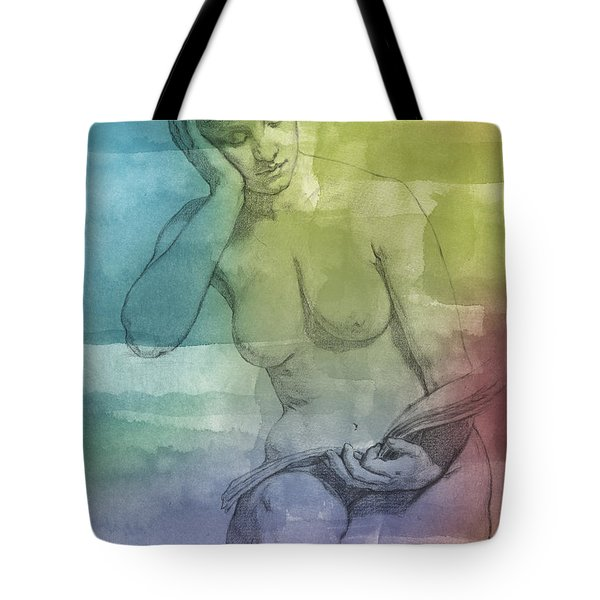 Romance Tote Bag by Aged Pixel