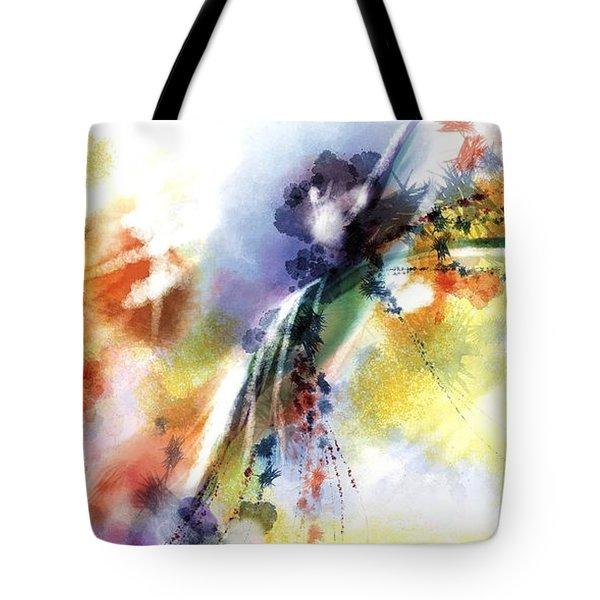 Romance Tote Bag by Francoise Dugourd-Caput