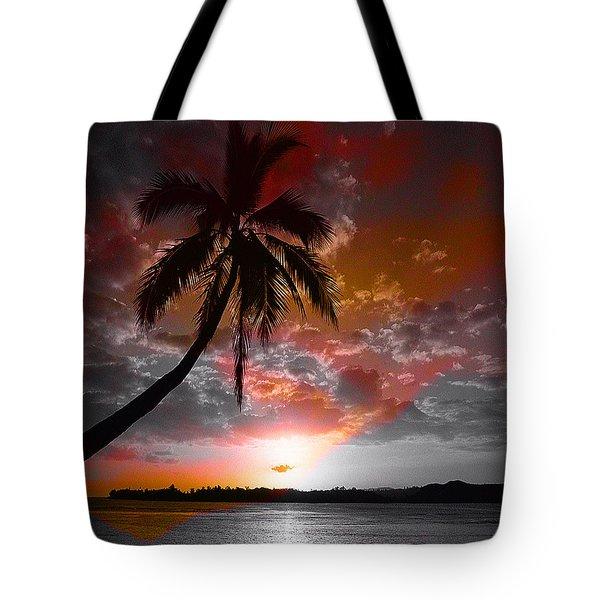 Romance II Tote Bag