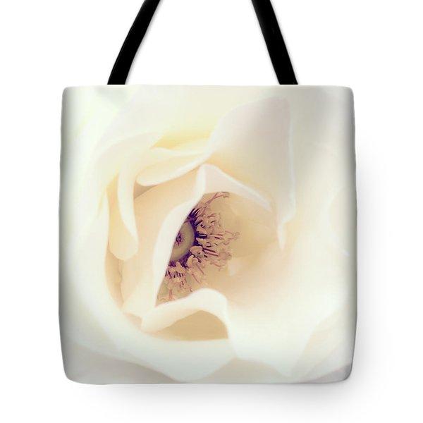 Romance In A Rose Tote Bag