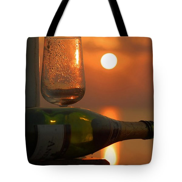 Tote Bag featuring the photograph Romance by Leticia Latocki