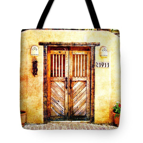 Romance Of New Mexico Tote Bag