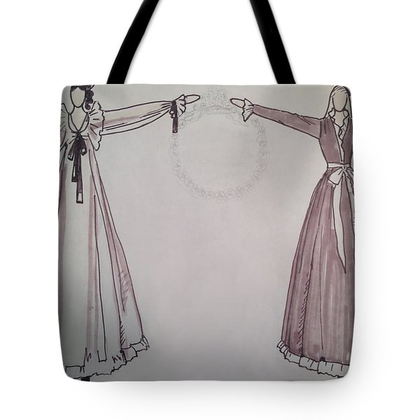Romance Tote Bag by Sarah Parks